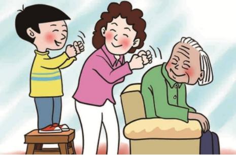 长大后孝顺父母的孩子,父母通常有妙招,看看是哪几条?