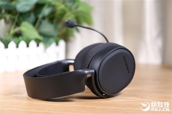 899元 赛睿电竞游戏耳机Arctis5开箱图赏