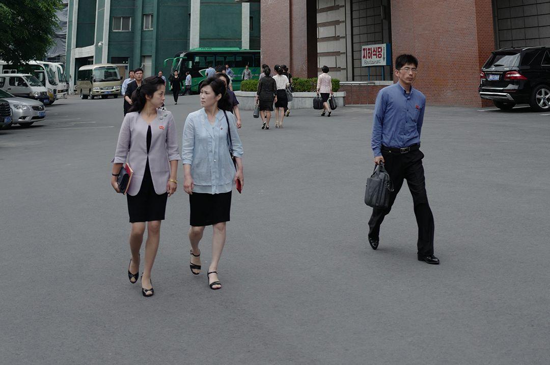 朝鲜,神秘的邻国