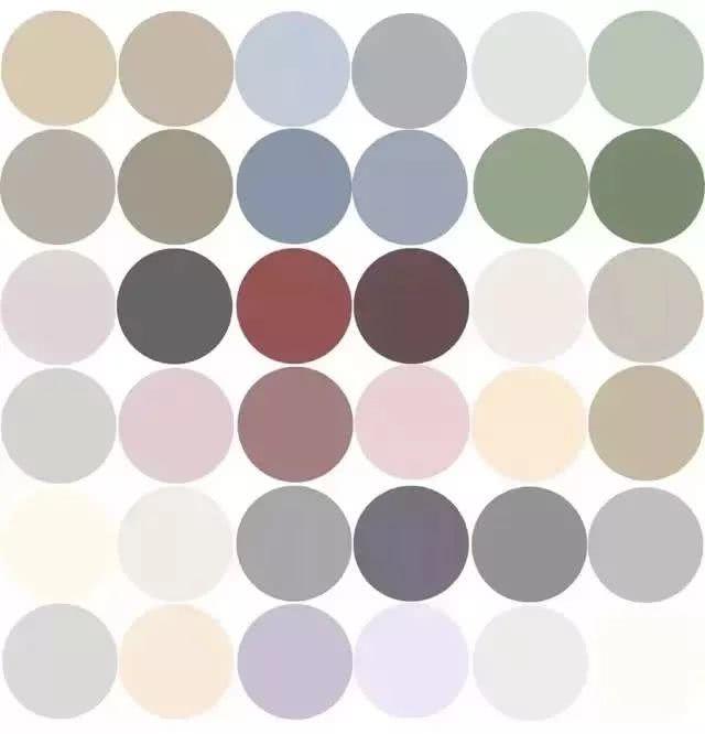 三色搭配_其实最好搭配的颜色就是黑白灰三色.