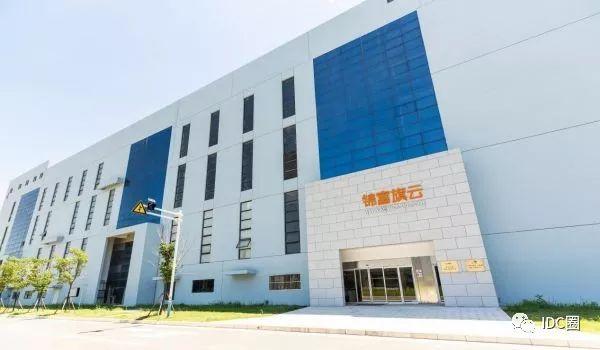 首个入住南通国际数据产业园的数据中心,长啥样?