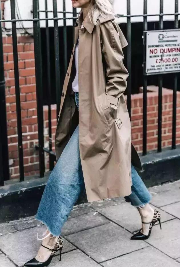 格主亲测 还在穿阔腿裤、烟管裤?这条牛仔裤承包你所有下装搭配!