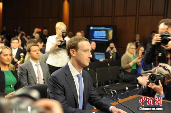 """""""脸书""""涉泄露680万用户照片 或面临16亿美元罚款"""