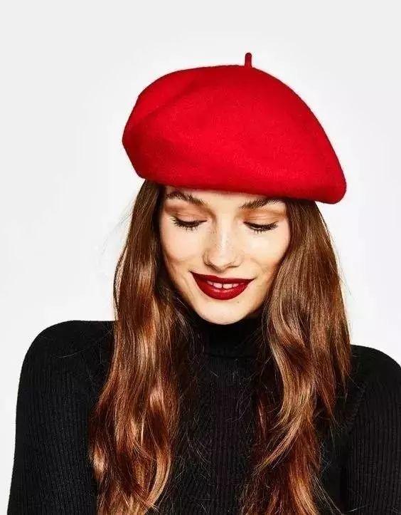 秋冬的贝雷帽,这样搭配才显时尚!