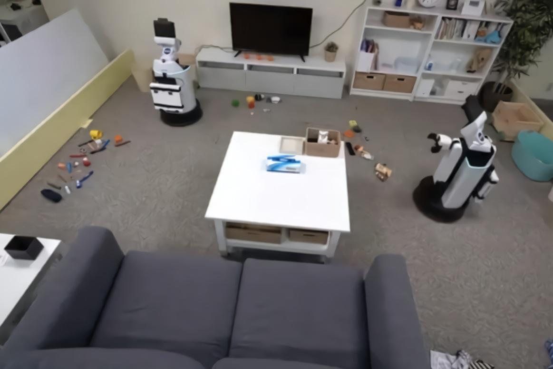 日本又造家政机器人,不管再乱都能收拾干净,保姆都不用找了