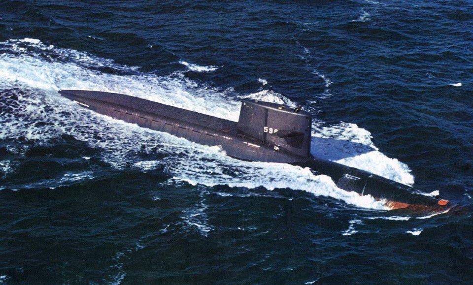 战略核潜艇最费钱?美俄为省钱竟想出同样办法