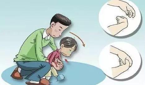 干货丨幼儿意外伤害急救方式大合集,宝爸宝妈必学!