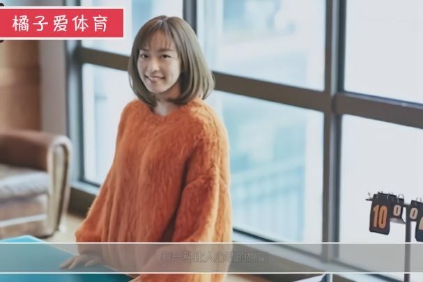 """日本乒球""""一姐被赞太美!最新宣传照获中国球迷超高称赞"""