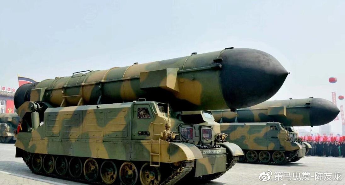北极星2预示着朝鲜导弹未来的发展方向