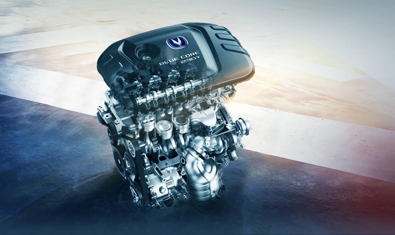纯电和燃油之外的新选择,48V轻混加持,长安CS55蓝动版解读