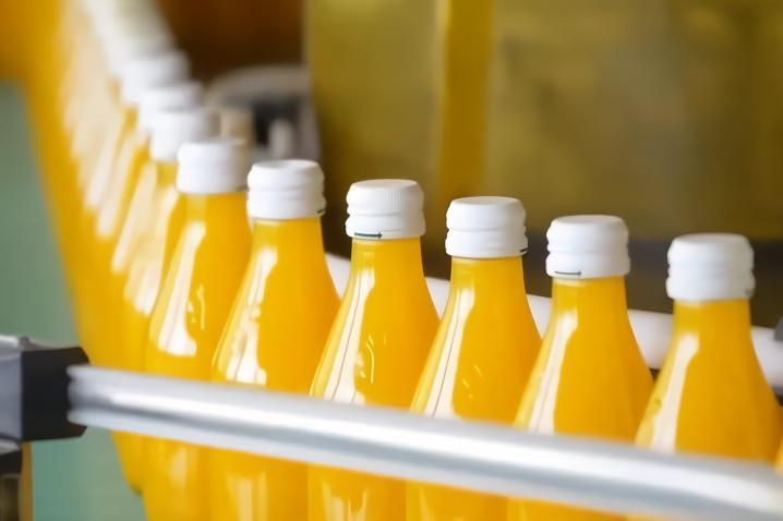 看看日本人是如何生产橙汁的,音乐一响起我就沦陷了