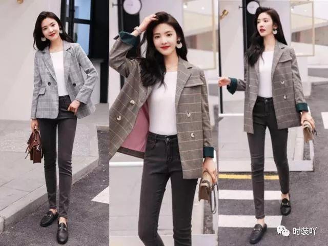 春天想要穿得时髦又保暖,有这4件轻薄外套就够了!