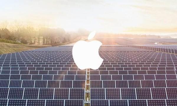 独环保不如众环保 苹果带动供应商一起拥抱绿色能源