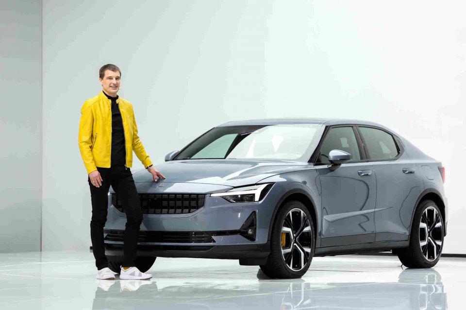 Polestar极星首款车型Polestar 2亮相,起售价不到30万元