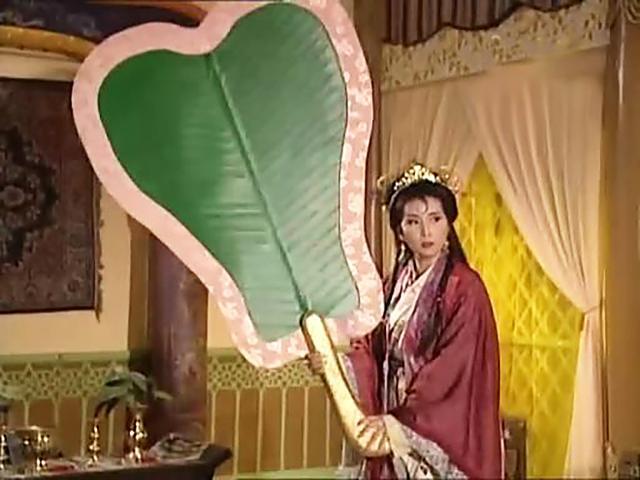 铁扇公主不怕孙悟空,还敢和如来刁难?你望她父亲地位有多高