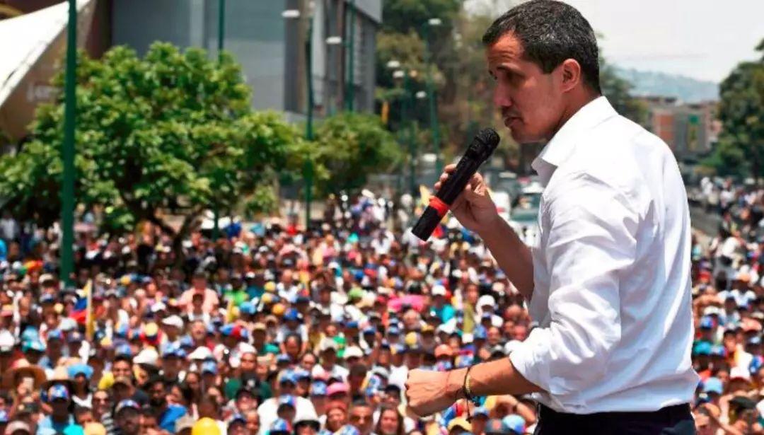 瓜伊多承认政变缺乏军方支持 不足以推翻马杜罗