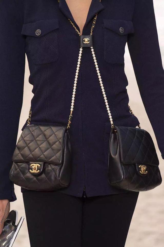 """Chanel今年没有it bag?""""珍珠包""""明明超火!"""