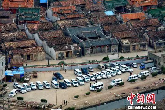 """西安陈光荣 3000多警力围剿""""毒村""""!现实比影视剧更惊险"""