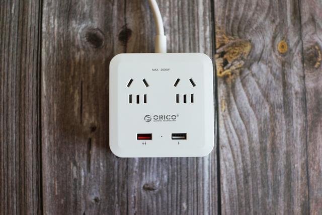 体积更幼,充电更快:ORICO快充排插轻体验