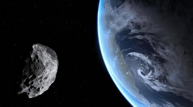 40800公里/小时!330米小行星2008 KV2将靠近地球