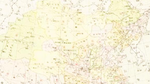 """抗战期间,为何日本要侵华?""""中国地图""""反过来看,道出了玄机图片"""
