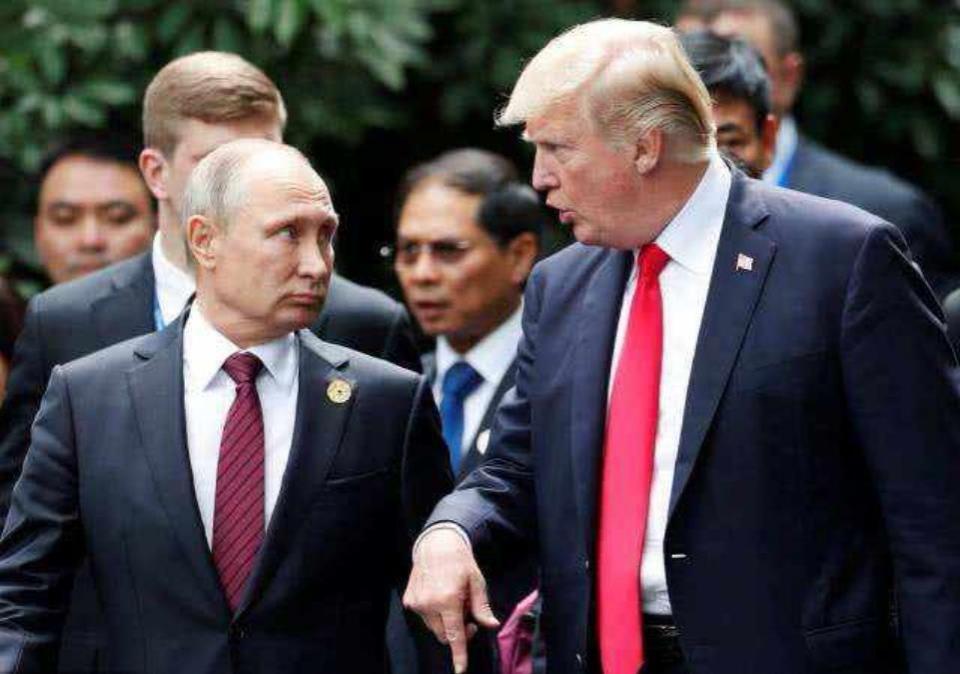 美国处处惹却对普京呵斥:你这个