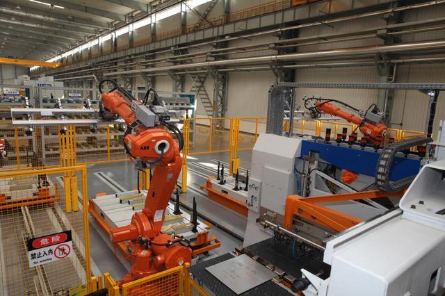 长城汽车徐水智慧工厂即将迎来机器人届的奥林匹克