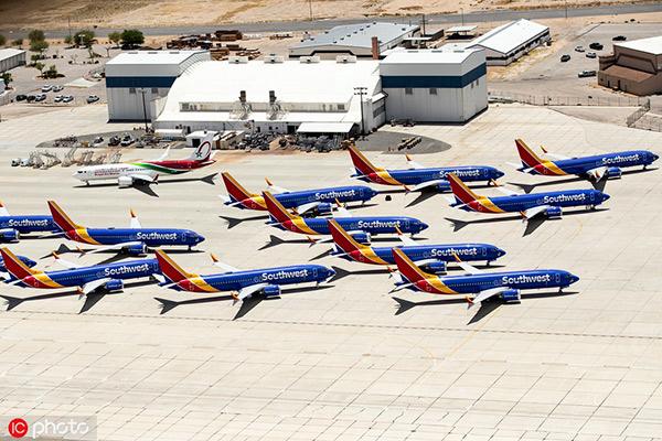 波音:如果737MAX禁飞期再延长,将考虑暂时停产