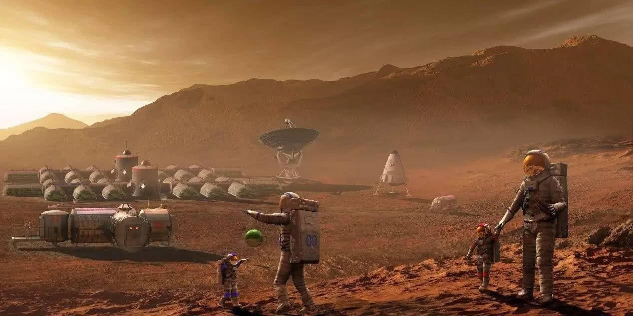 大气稀薄?太阳辐射?火星居住可否能实现?