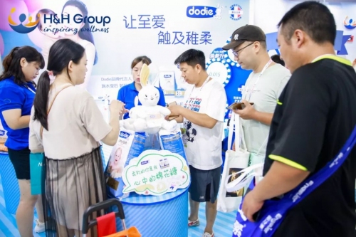 """健合""""新品军团""""强势来袭上海婴童展,要以最快速度打造差异化"""