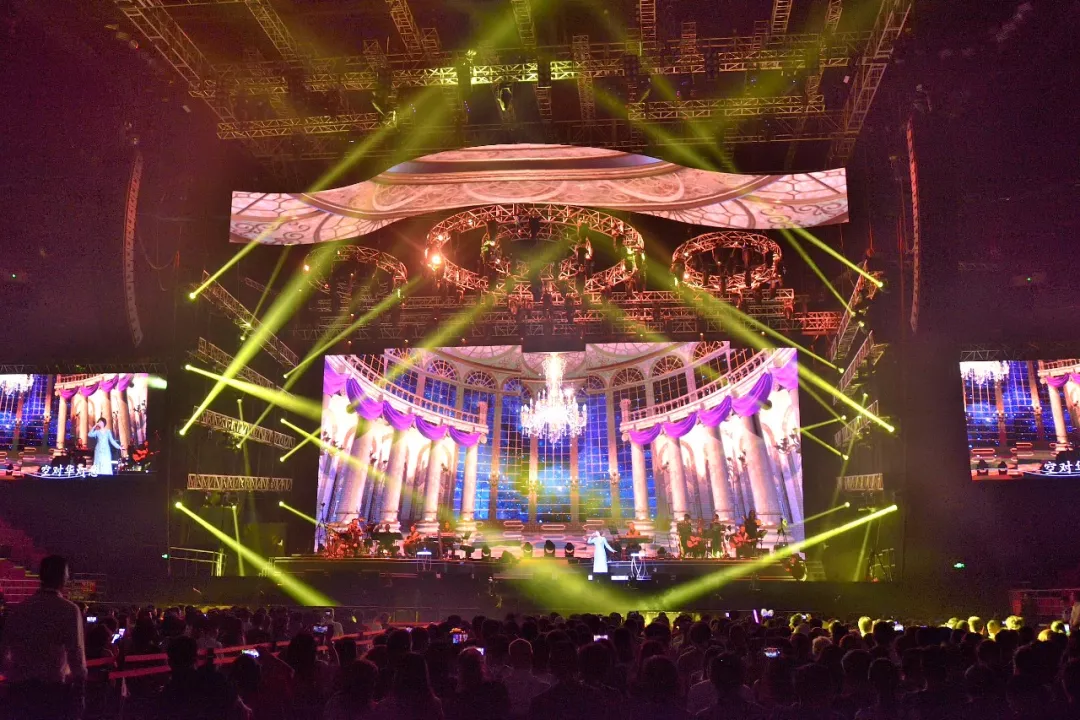 """蔡琴 """"好新琴""""演唱会北京站活力开唱!全新演绎再现音乐节式演出!"""