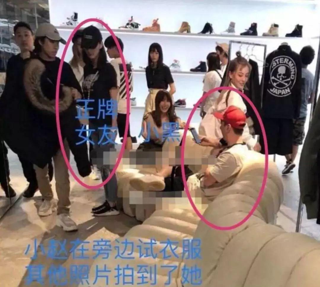 王思聪为何迷恋陈一婷!她为手提包戴了一顶帽子
