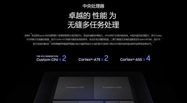 三星Exynos 9820拥有专用AI单元 支持8K
