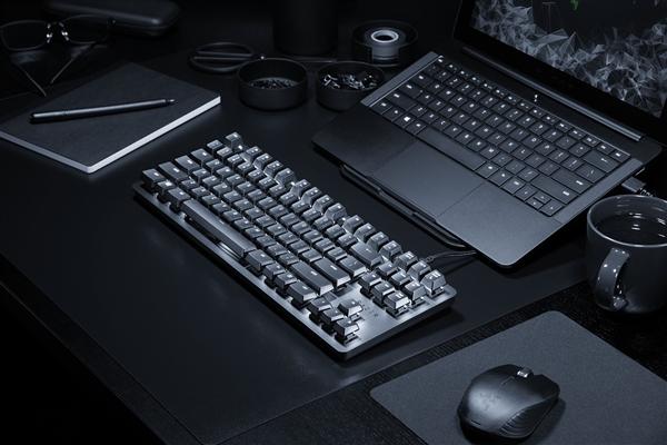 雷蛇发布 BlackWidow Lite机械键盘 面向办公人群无RGB元素