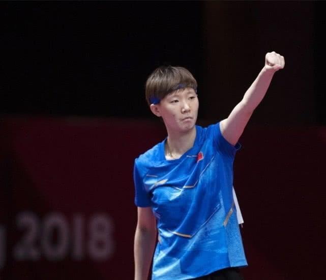 中国女乒夺冠率仅73%!小魔王超越丁宁封后,一战或成上位关键