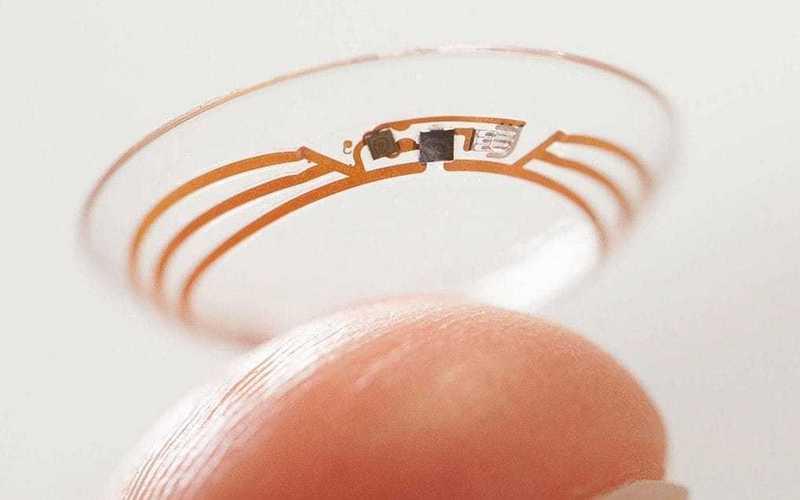 谷歌放弃智能隐形眼镜项目,用眼泪检测血糖恐