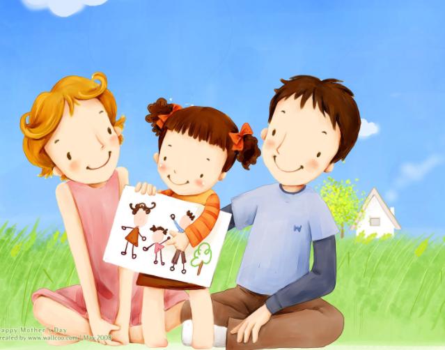 教儿育女:无论男孩女孩孩子一定要让女生懂得三凸还是图片