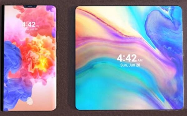 华为8寸可折叠屏手机支持5G网络 预计明年2月首次公开亮相