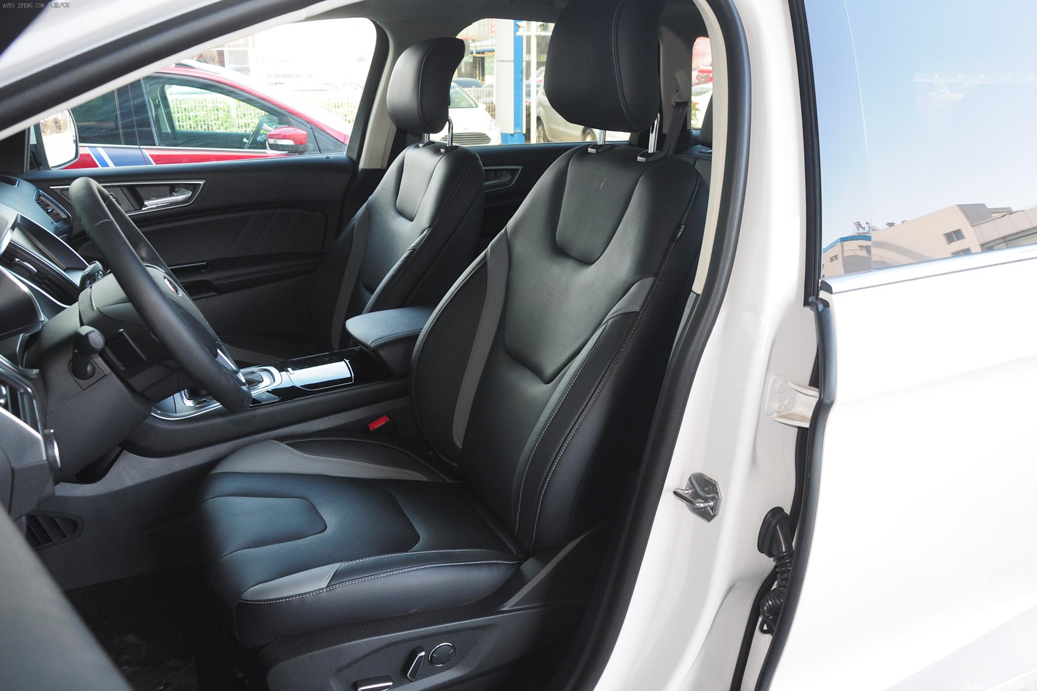 推荐2.0t四驱运动版 福特锐界购车手册