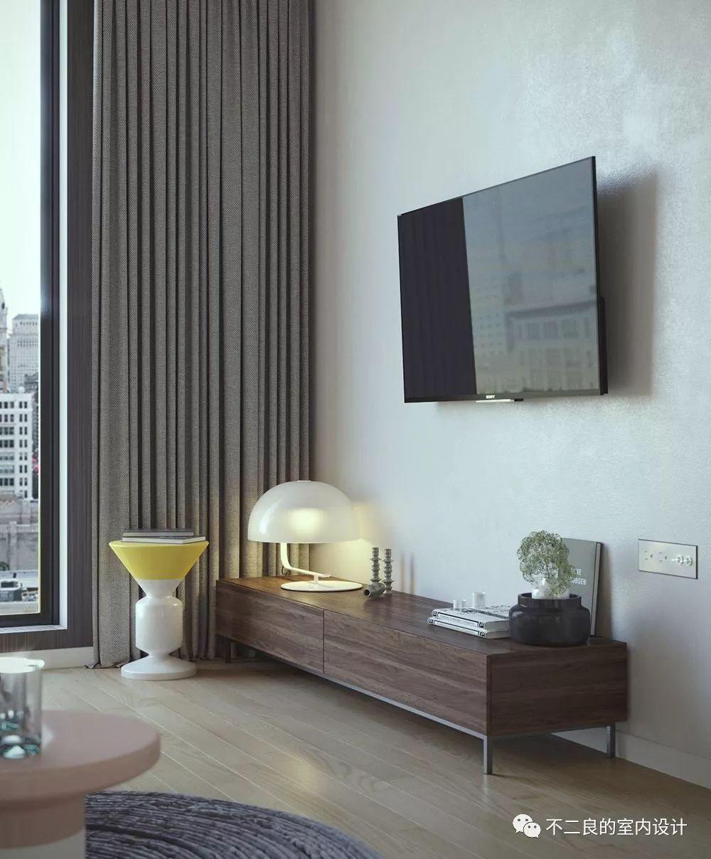 室内设计案例分析,规则的设计公寓什么是竖向设计平面图图片