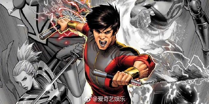 漫威首部华人英雄电影要来了