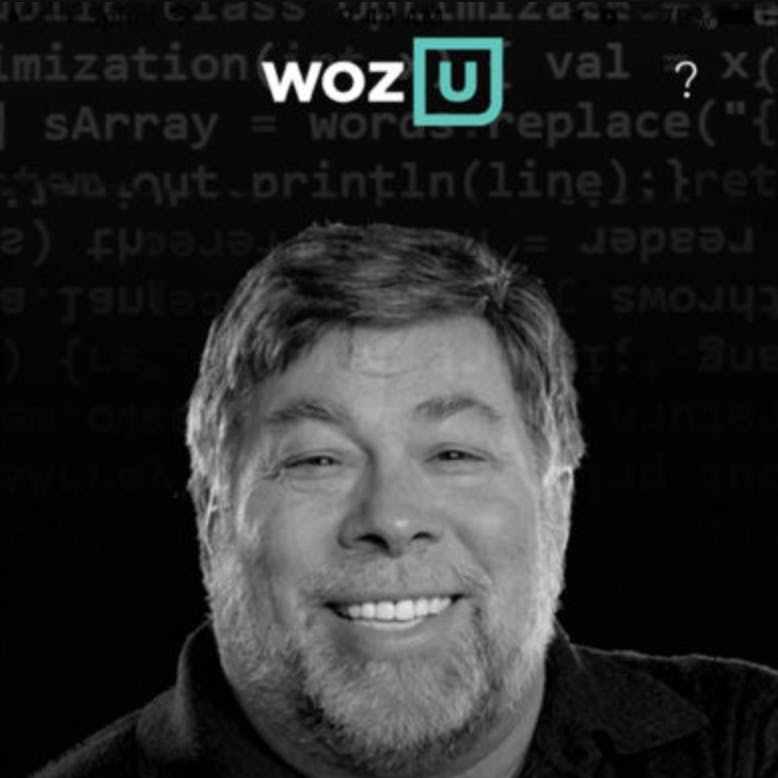从苹果联合创始人到教育创业者,Steve Woznia