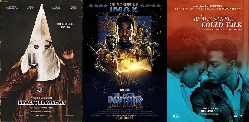 伊秀时尚网|【精彩】2019金球奖提名公布《黑豹》等黑人电影成焦点