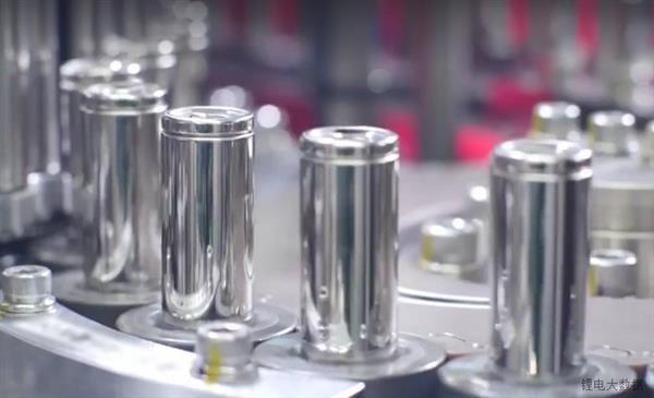 21700规格电芯迎来索尼:放电规格高达35A