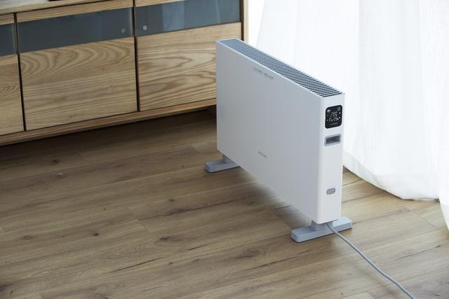 若何挑选合适本身的电暖器?智米电暖器智能版额外抢眼