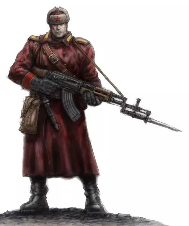 谭雅用沙鹰动员兵用波波沙 红警中各兵种用的都是什么枪?