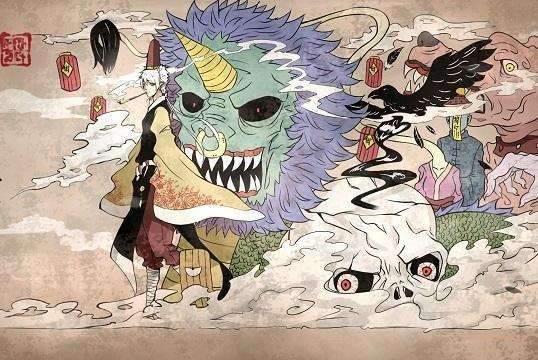 日本的妖怪文化是如何来的,为什么能在世界舞台上经久不衰?