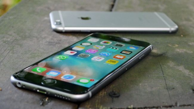 6s plus 自 iphone 发布以来,屏幕下方的圆形 home 键一直是苹果手机
