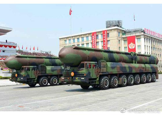 朝鲜未来的固体洲际导弹