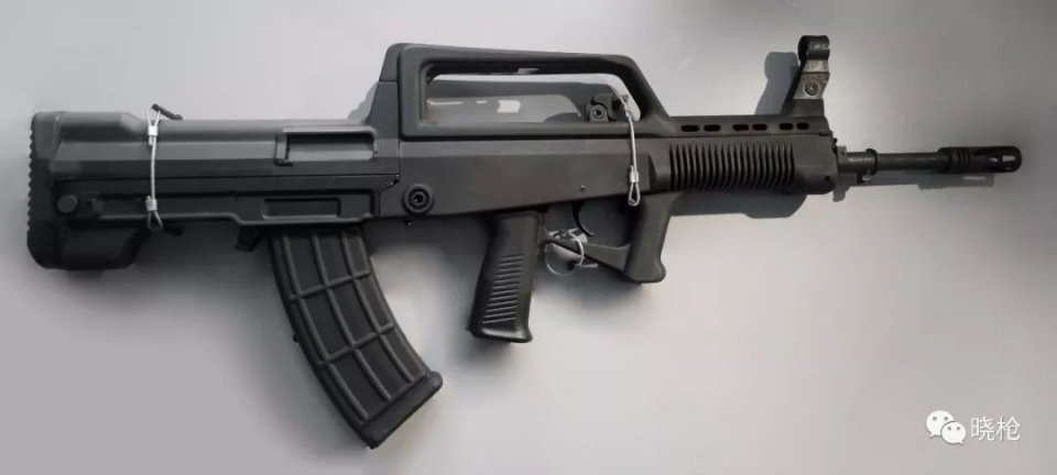全球突击步枪口径大多除了5.56就是7.62 为什么?